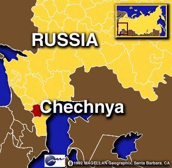 Team Russia vs. Chechnya