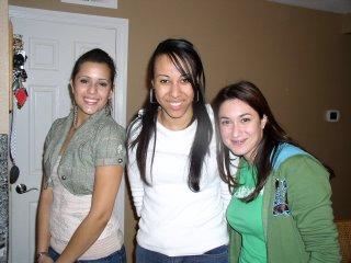 Nathalie, Marie-Claude & Aisha