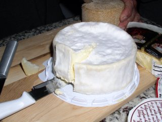 Super creamy Brillat-Savarin