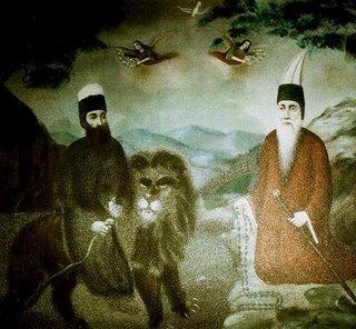 Icono de los Bektashi