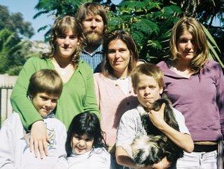 Dra. Diana Pey y familia