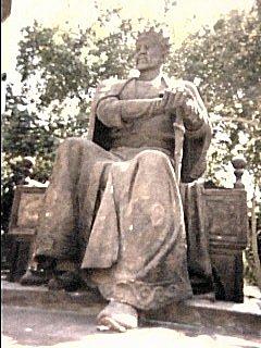 Sheikh de Bokara de Samarkanda
