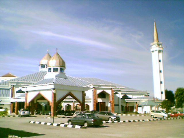 Misteri Masjid di USJ, SUBANG JAYA, SELANGOR