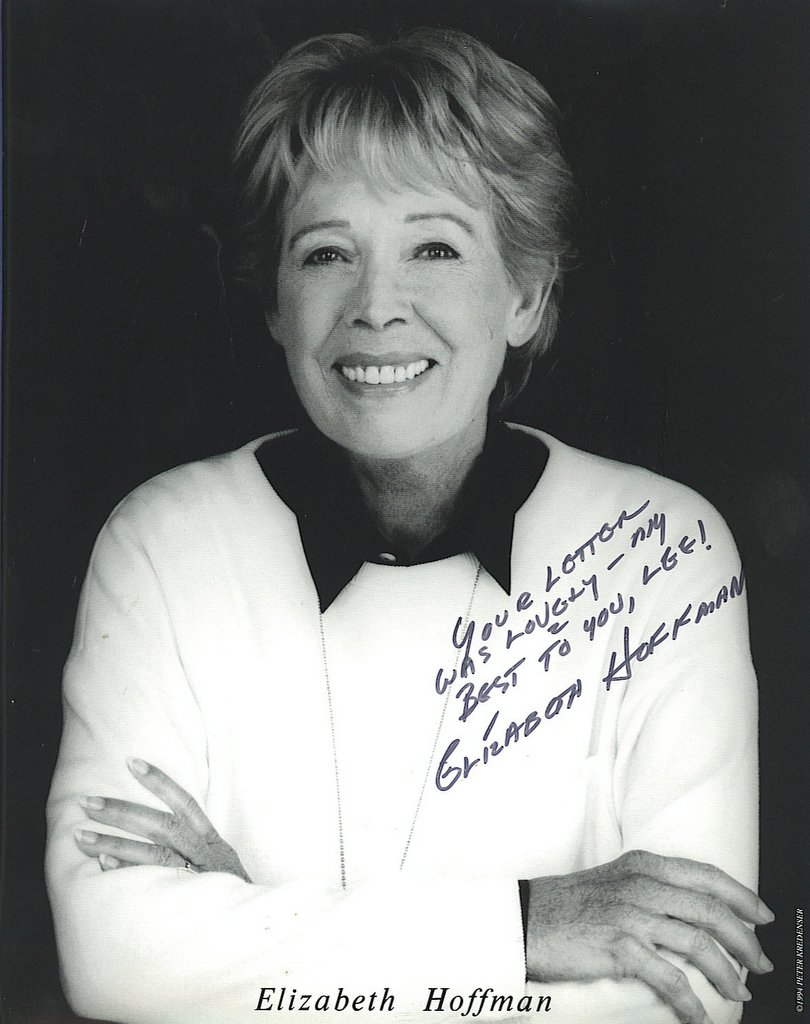 Elizabeth Hoffman (actress)