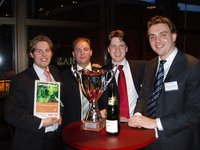 BackupAgent wint I-Portal ICT Award