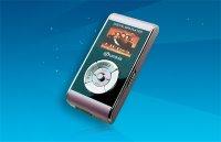MP3 speler met Skype telefoon