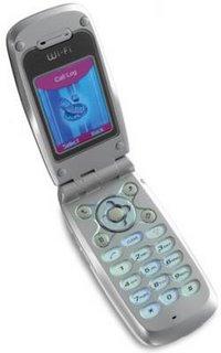 DPH-540 WiFi VoIP mobiele telefoon
