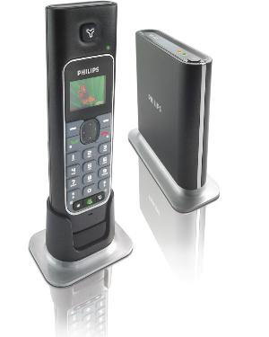 Philips VoIP 433 Dual Phone