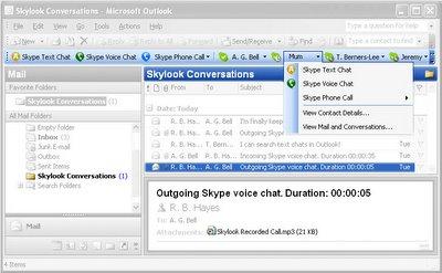 Skylook 1.5 screenshot
