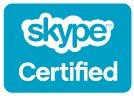Skylook Skype Certified