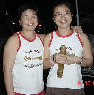 Amelia & Guat Ling