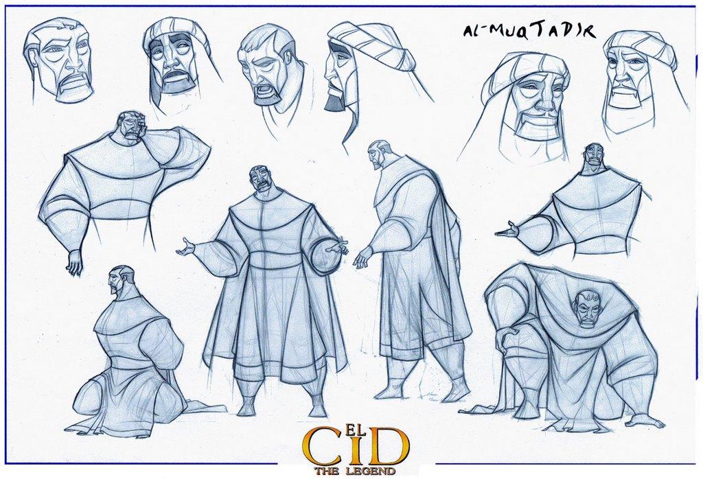 Disney Character Design Internship : Character design artist interviews carlos ruano