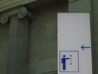 Bad signage