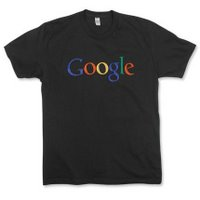 Really working in Google or bought this shirt in Ranganathan Street?