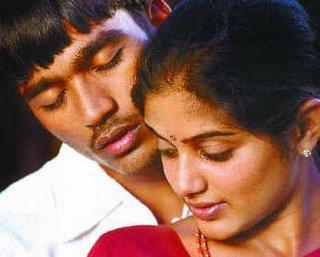 Dhanush and Priyamani