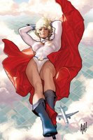 Power Girl by Adam Hughes