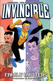 Invincible: Family Matters