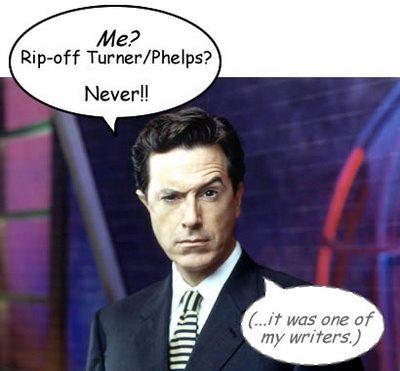 Stephen Colbert: Everlasting God Stopper
