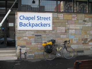 Chapel Street Backpacker