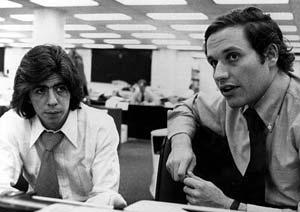 Woodward y Bernstein (Caso Watergate)Ejemplo de profesionalidad