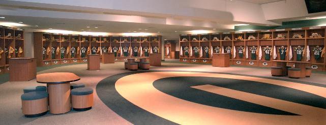 Packers Locker Room Tv Show