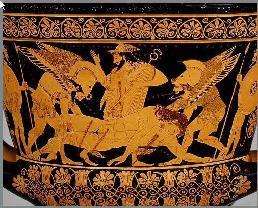 Smarthistory A Podcast About An Ancient Greek Vase At The