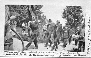 Civil War veterans