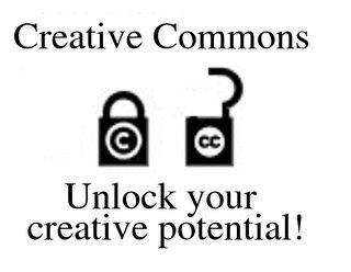 Creative Commons. Abra su potencial creativo