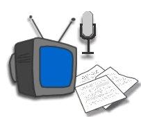 Radio, televisión y prensa
