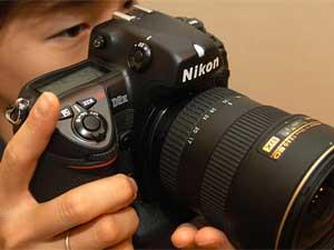 Un fotógrafo captando una imagen