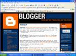 Página de Blogger