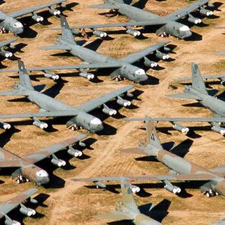 Planes Graveyards