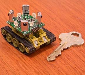 GNAT robots