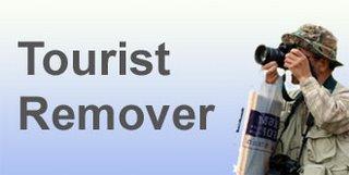 Tourist Remover