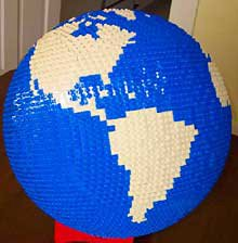 Eric Harshbarger's LEGO