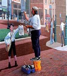 Eric Grohe Murals