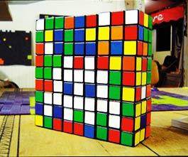 Rubikcubism