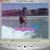 Surf Diva #1