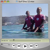 Surf Diva 12