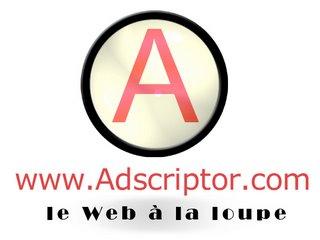 Adscriptor - le Web à la loupe