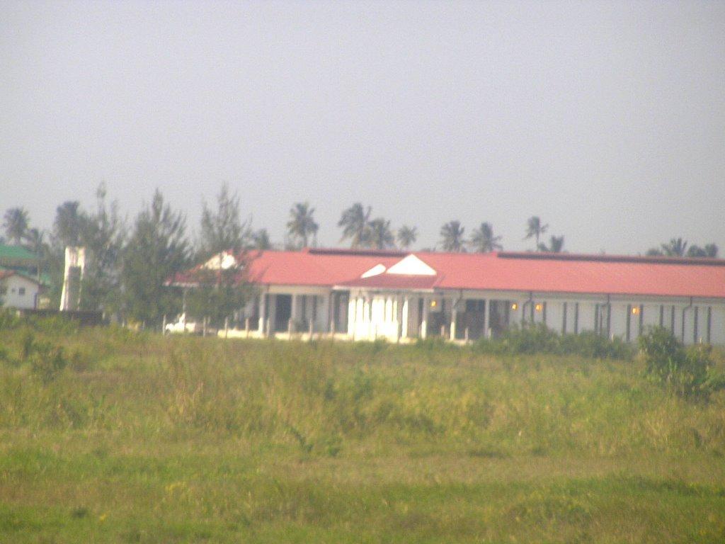 Aeroporto De Quelimane : Quelimane aerogare