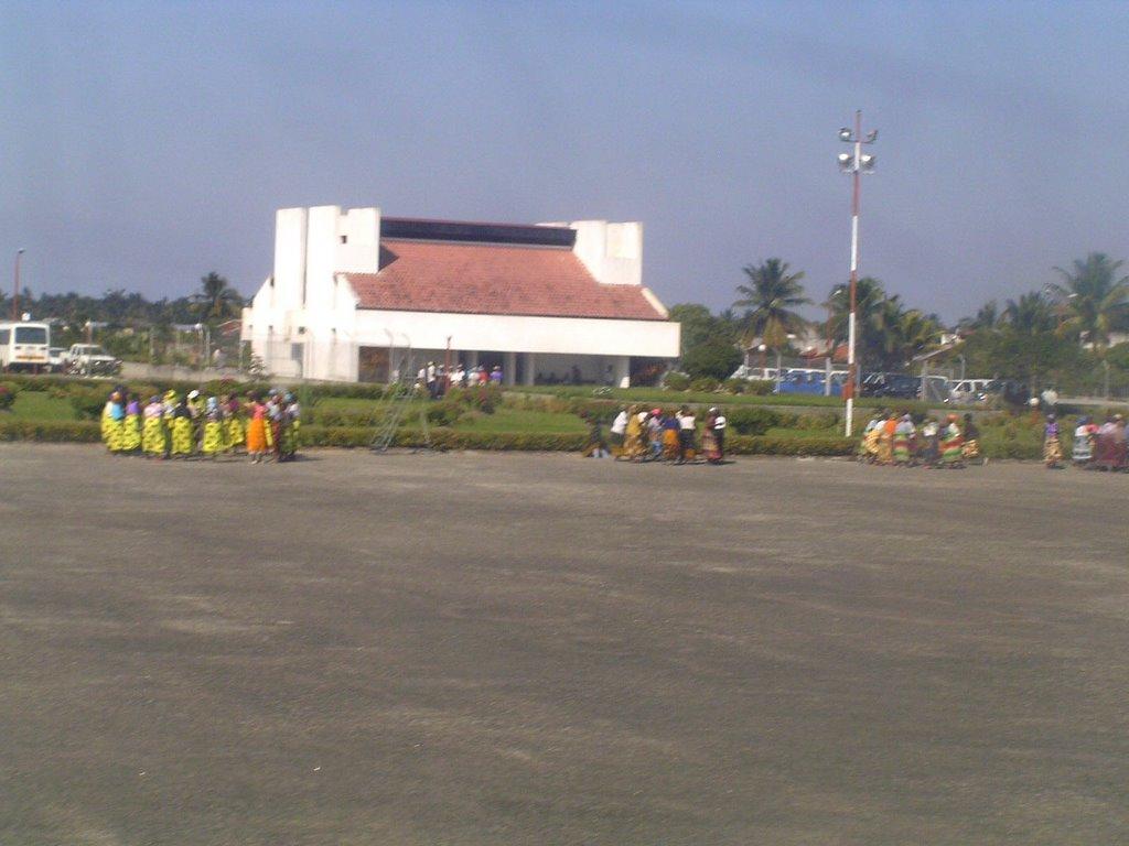 Aeroporto De Quelimane : Quelimane aeroporto