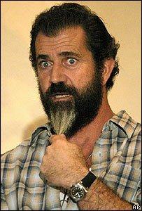 Mel Gibson Beard