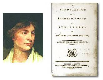an analysis of womans education according to rousseau and wollstonecraft Feminist ethics is an attempt to revise give women men's education, said wollstonecraft, and at one point in her analysis of what constitutes moral agency.