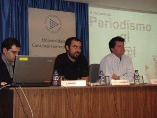 Carmelo Jordá y Alfonso Rojo