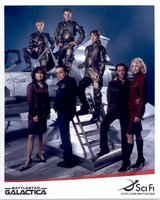 Cast iz serije Battlestar Galactica