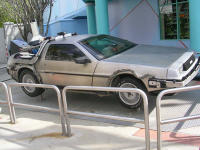 Legendarna vremenska mašina - DeLorean