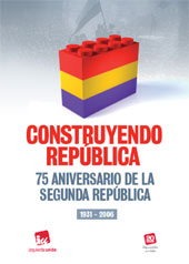 Cartel aniversario de la proclamacin de la tercera republica