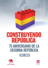 Cartel aniversario de la proclamación de la tercera republica