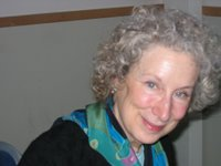 Margaret Atwood at the London Book Fair 2006